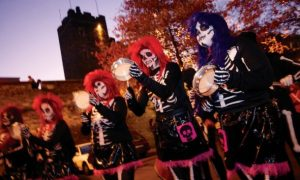 Londonderry – Halloween in Irlands Anderswelt