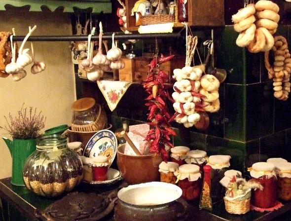 Gemütliches Restaurant mit Tradition - Karczma Warminska. (Foto Katharina Büttel)