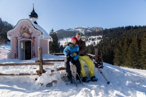 Traumhafte Idylle in den Ammergauer Alpen. (Foto Thomas Bichler)