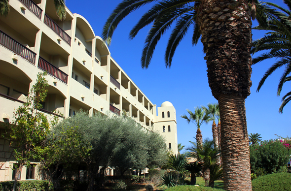 Eine der Top-Adressen auf Kreta: das Aquila Rithymna Beach. (Foto Karsten-Thilo Raab)