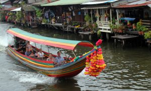 Auf Dschungeltour mitten in Bangkok