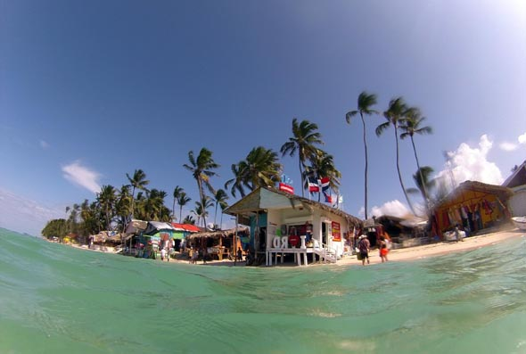 Die Karibik besticht ganzjährig durch gleichmäßige angenehme Temperaturen. (Foto Karsten-Thilo Raab)