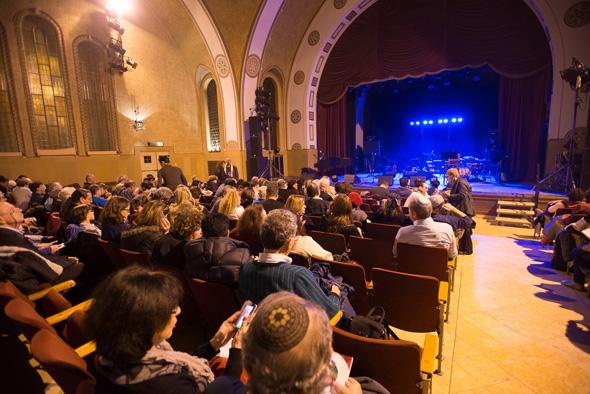 Musik und Theater bestimmen weite Teile des Eventmarathons. (Foto Shmuel Cohen)