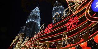 Streifzug durch das nächtliche Kuala Lumpur