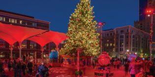 Weihnachtszeit in Dallas und Fort Worth