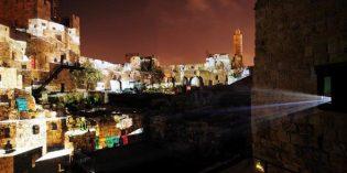 Jerusalem feiert die Dezember-Wochenenden