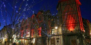 Weihnachten in der Aube en Champagne