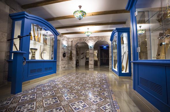 Das Hebrew Music Museum präsentiert eine musikalische Hommage an Israel. (Foto Hebrew-Music-Museum)