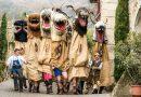 Ungewöhnliches Faschingstreiben in Südtirol
