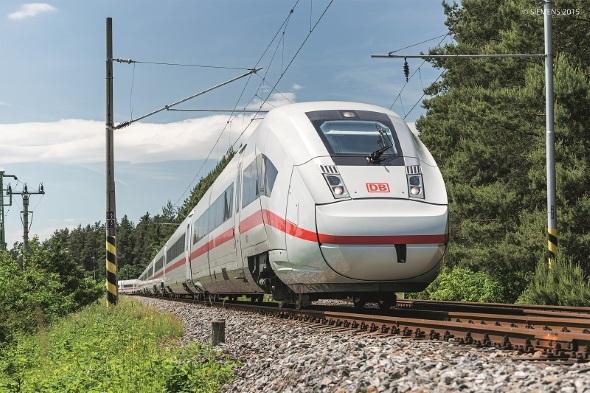 Ein feiner Zug – Bahn führt den neuen ICE-4 ein
