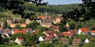 Rund um Tübingen: Unterwegs von Burg zu Burg