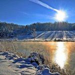 Bad Schlema im Erzgebirge eine der stärksten Radonquellen der Welt