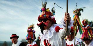 Böhmen feiert ganz närrisch die fünfte Jahreszeit