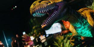 Dinosaurier erwachen in Queensland zum Leben