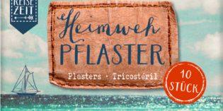 Gewinnspiel – Heimweh-Pflaster für Vielreisende
