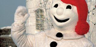 Québec: Eisige Festivals, Eisfischen + Eisskulpturen