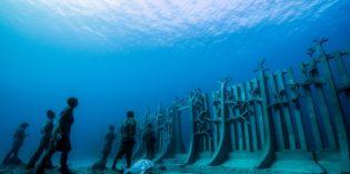 Kunst am Meeresgrund – neues Unterwassermuseum vor Lanzarote