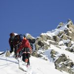 Wo kein Lift hinführt – Tirols einziger Winterklettersteig in St. Anton