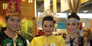 Begegnungen mit fremden Kulturen auf der ITB