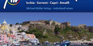 """Hallers """"Golf von Neapel"""" – ein Top-Reiseführer für ein besonderes Stück Italien"""