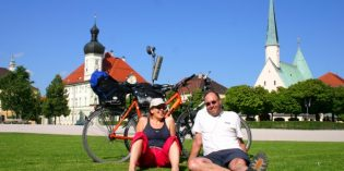 Der Benediktweg:224 Kilometer durch Oberbayern– und der Papst ist immer dabei
