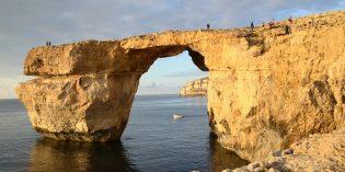 Gozo verliert seine berühmte Landmarke: Azure Window eingestürzt