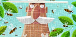 Von Bienen, Bären und Honig: Summ-Summ-summa-cum-laude für ein Buch