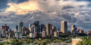 Edmonton – Bisons, Piroggen und ein Mega-Ei