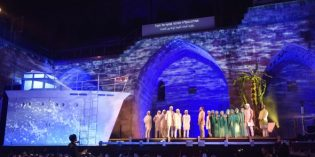 Faszinierende Opernklänge im israelischen Akko