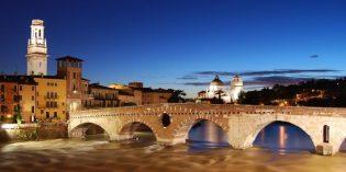 Ein Familienausflug nach Verona