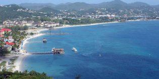 Saint Lucia erhöht Flughafen-Steuer deutlich