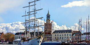 Internationale Hansetage im niederländischen Kampen
