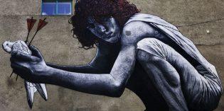 Belfast Street Art: Kaleidoskop der Geschichte