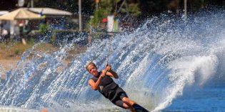 Sandburgen bauen und Wasserski fahren:Badespaß rund um Hannover