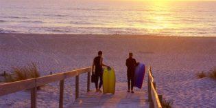 Zwischen Monsterwellen und sanfter Brandung: Surfen im Centro de Portugal