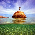 Abtauchen im Schwimmbad der Natur:Die schönsten Felsenpools in Westaustralien
