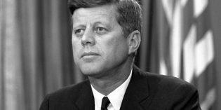 Happy Birthday, Mr. President!Neuengland zum 100. Geburtstag von John F. Kennedy