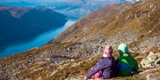 Steilste Seilbahn der Welt in Fjordnorwegen