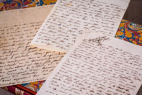 Briefe Von Napoleon : Im napoleon schloss eine königin macht dampf mortimer