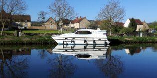 Im Rhythmus der Schleusen – Hausbooturlaub auf dem Canal du Nivernais