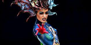 World Bodypainting Festival steigt in Klagenfurt