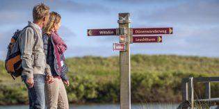 Auf den Spuren der Strandvögte:Zu Fuß von Föhr zur Insel Amrum