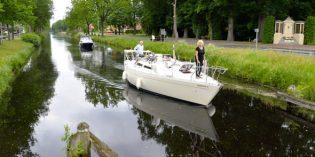 Tag des Elisabethfehnkanals – letzter noch voll schiffbarer Fehnkanal Deutschlands