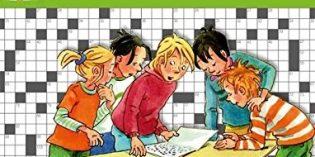 Kreuzworträtsel als Knobelspaß für Kids auf Reisen