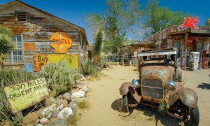 Streifzug durch Arizonas lebendige Ghost Towns
