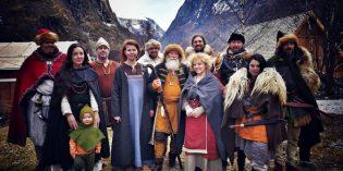 Wikingertal erwacht in Fjordnorwegen zum Leben