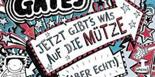 Bunt, witzig frech: Comic-Roman für Kids