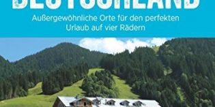 Wunderbare Wohnmobil-Stellplätze in ganz Deutschland