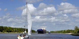 Entdeckungsreise entlang des Nord-Ostsee-Kanals
