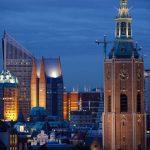Notizen aus der Welt des Reisens – zu Besuch bei Königs, Den Haag aufs Dach geschaut